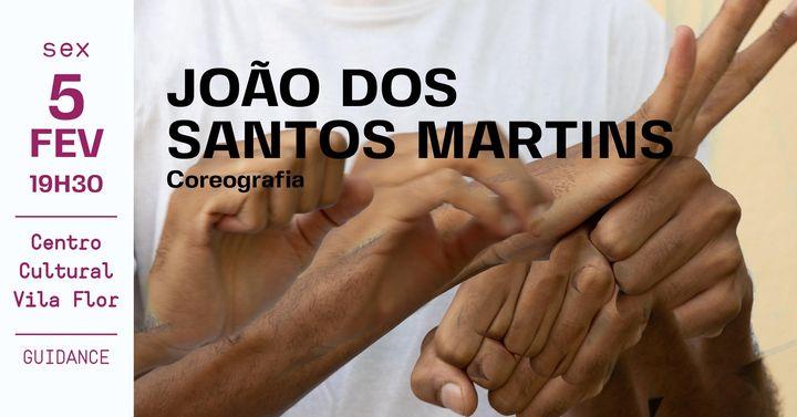 João dos Santos Martins • Coreografia