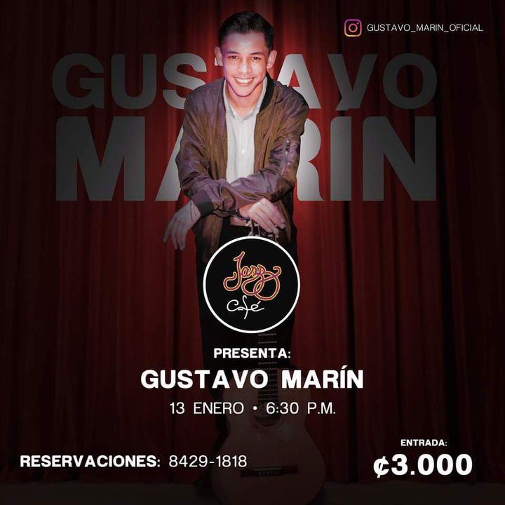 Gustavo Marín en Concierto