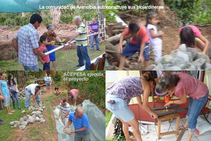 Charla 'Biojardineras. Experiencias sociales sostenibles en CR'