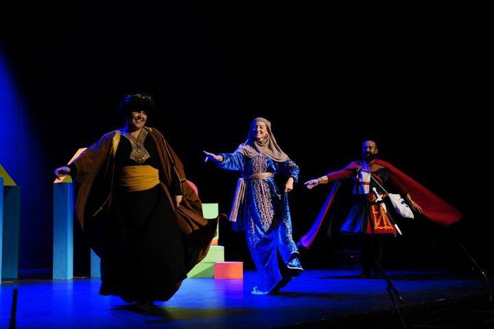 Mansaborá en el Teatro Alkázar de Plasencia