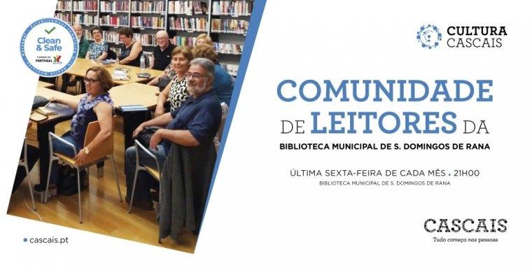 Comunidade de Leitores | SUSPENSO