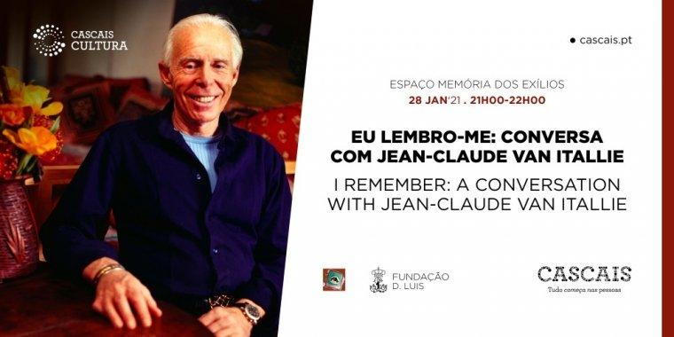 Eu lembro-me: conversa com Jean-Claude Van Itallie