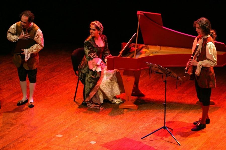 No Tempo Em Que Os Instrumentos Falavam   Teatro-Música para a Infância