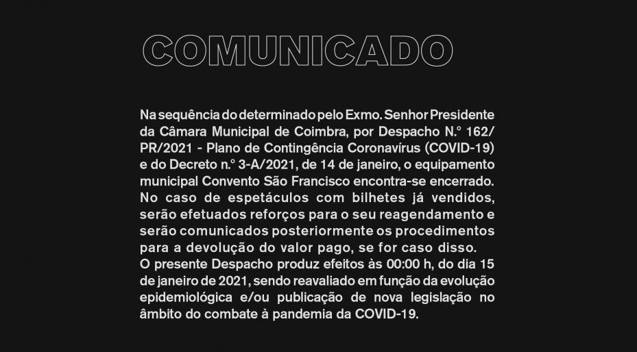 """""""Comunicado 2021"""""""