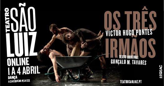 OS TRÊS IRMÃOS | de Victor Hugo Pontes - online