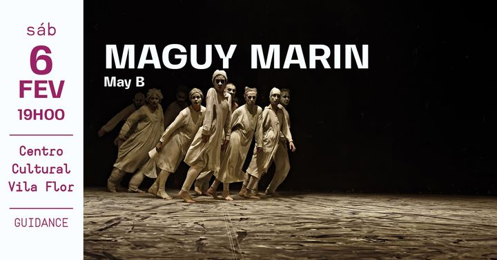 Maguy Marin • May B