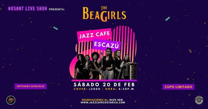 The BeaGirls - Jazz Café Escazú