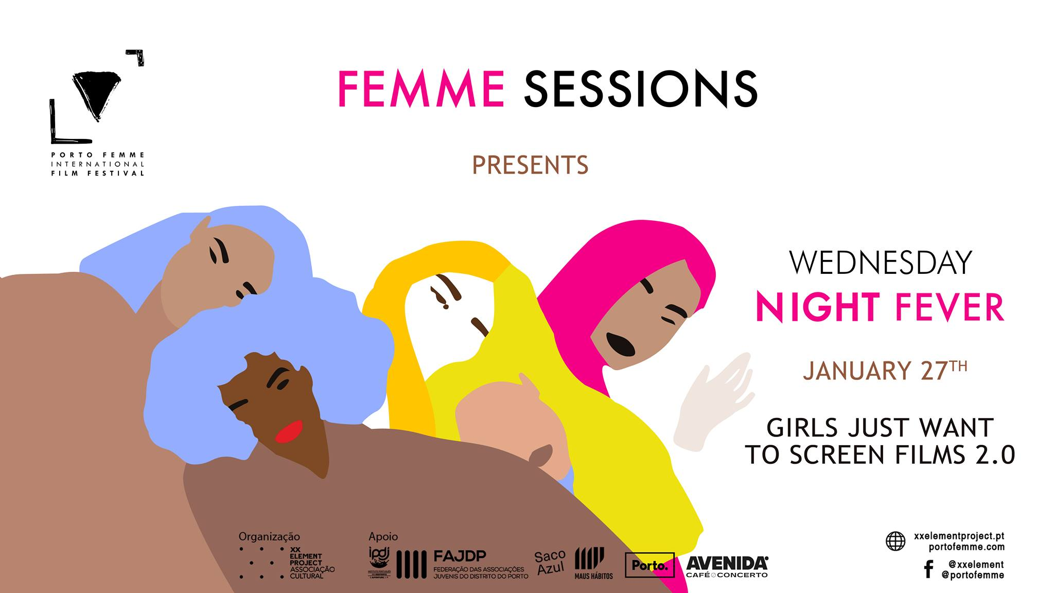 Femme Sessions - Wednesday Night Fever # 5