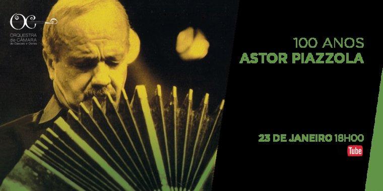 100 Anos de Astor Piazzola