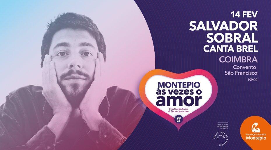 Salvador Sobral canta Brel | Festival Montepio Às Vezes o Amor