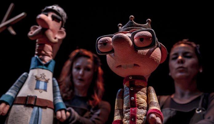 Teatro en familia – 'El Princi-pato'