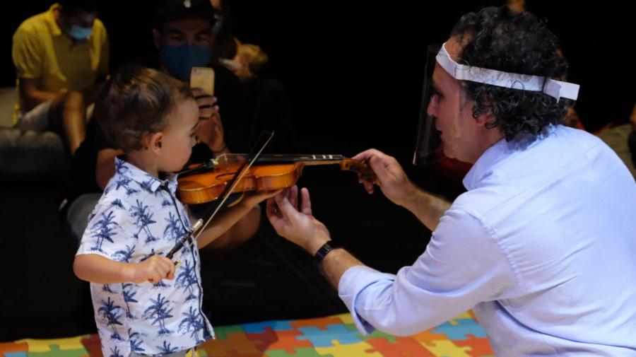 """""""Orquestra para Bebés"""""""