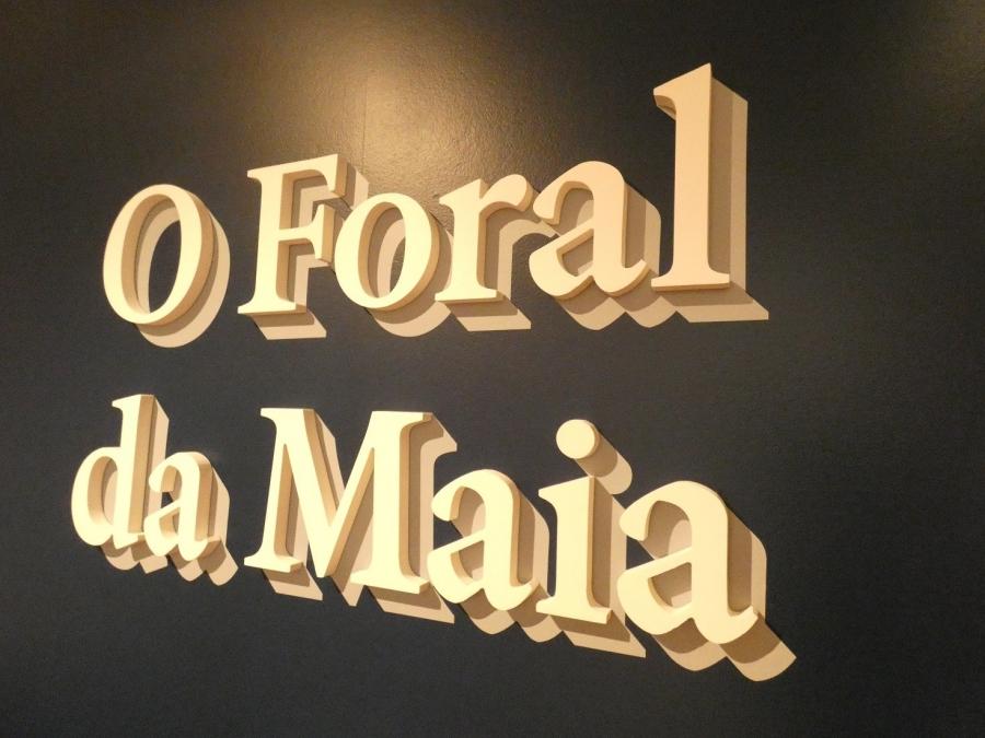 """Exposição """"500 Anos do Foral da Maia"""""""