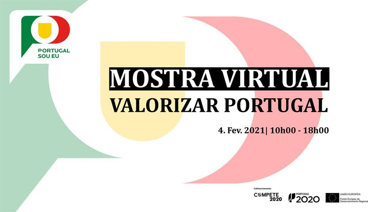 Mostra Virtual 'Valorizar Portugal'