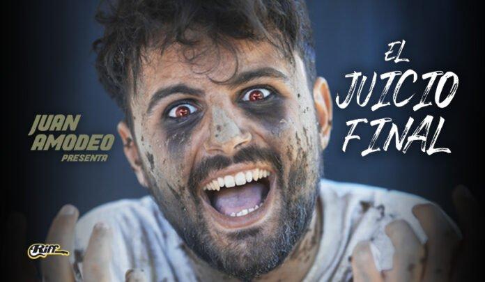 Juan Amodeo – 'El juicio final'