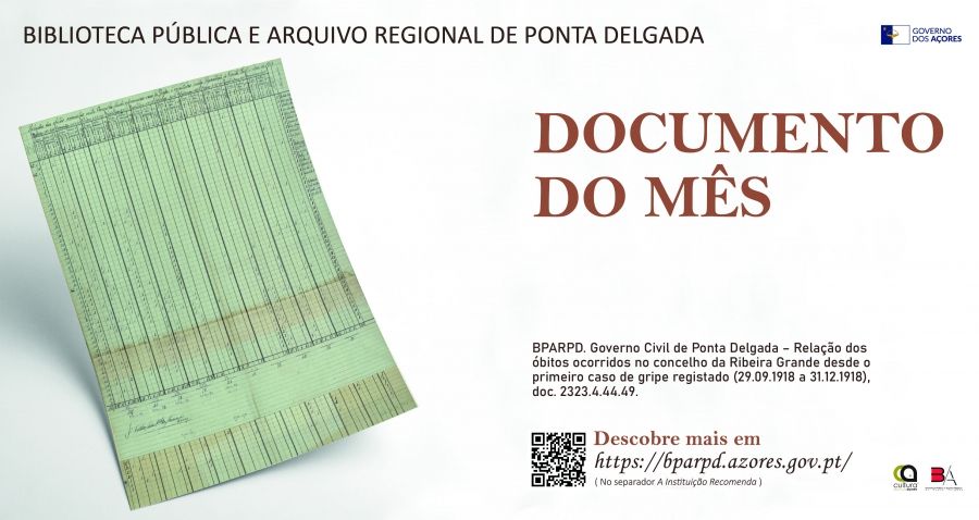 Documento do mês - BPARPD