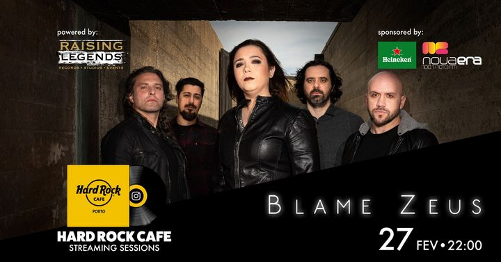 Blame Zeus | Hard Rock Cafe Streaming Sessions