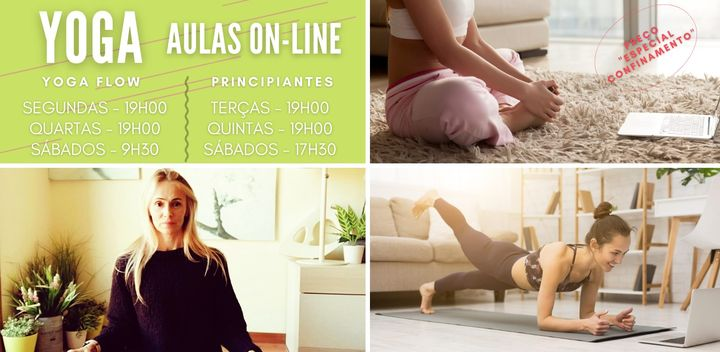 Yoga - Aulas on-line