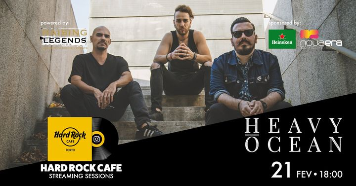 Heavy Ocean | Hard Rock Cafe Streaming Sessions
