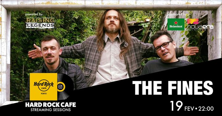 The Fines | Hard Rock Cafe Streaming Sessions