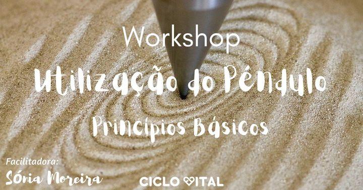 Workshop Princípios Básicos de Utilização do Pêndulo