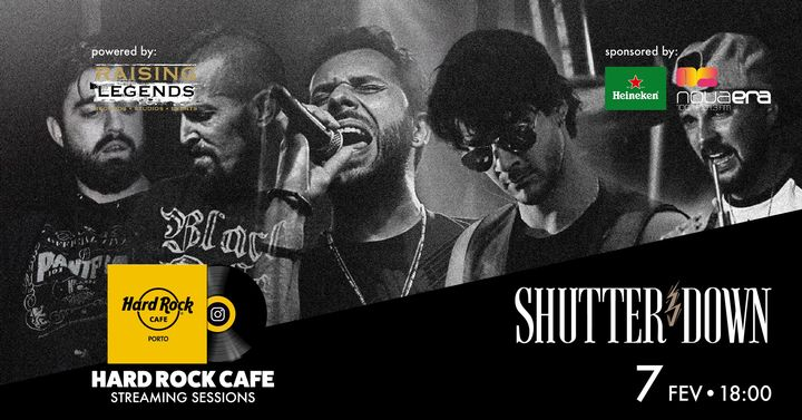 Shutter Down | Hard Rock Cafe Streaming Sessions