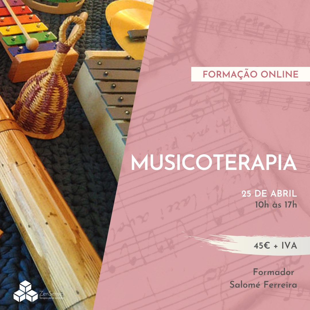 Workshop Online Dinâmicas Musicais: Música para todos!