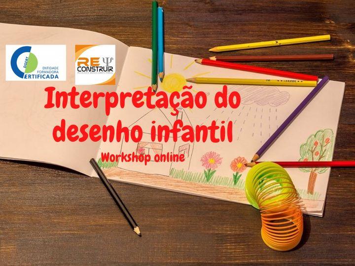 Workshop Online - 'Interpretação do Desenho Infantil' - 8ªed