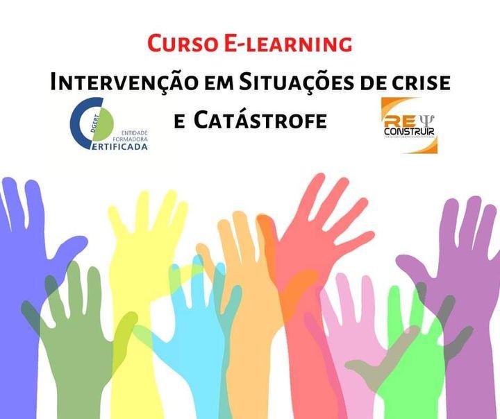 Curso-Intervenção em Situações de Crise e Catástrofe E-learning