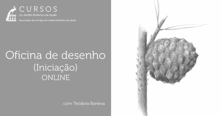 Oficina de Desenho (Iniciação) | ONLINE