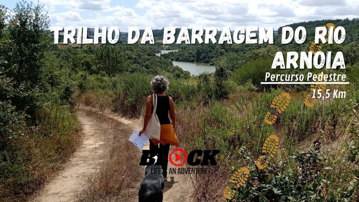 Trilho da Barragem do Rio Arnoia