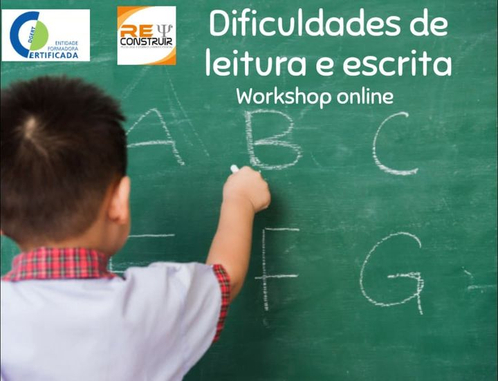 Workshop Online - Dificuldades de Leitura e Escrita 9ª ed.