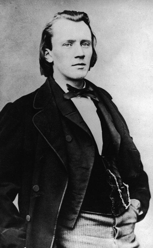 Compositores Célebres: Johannes Brahms (1833-1897)