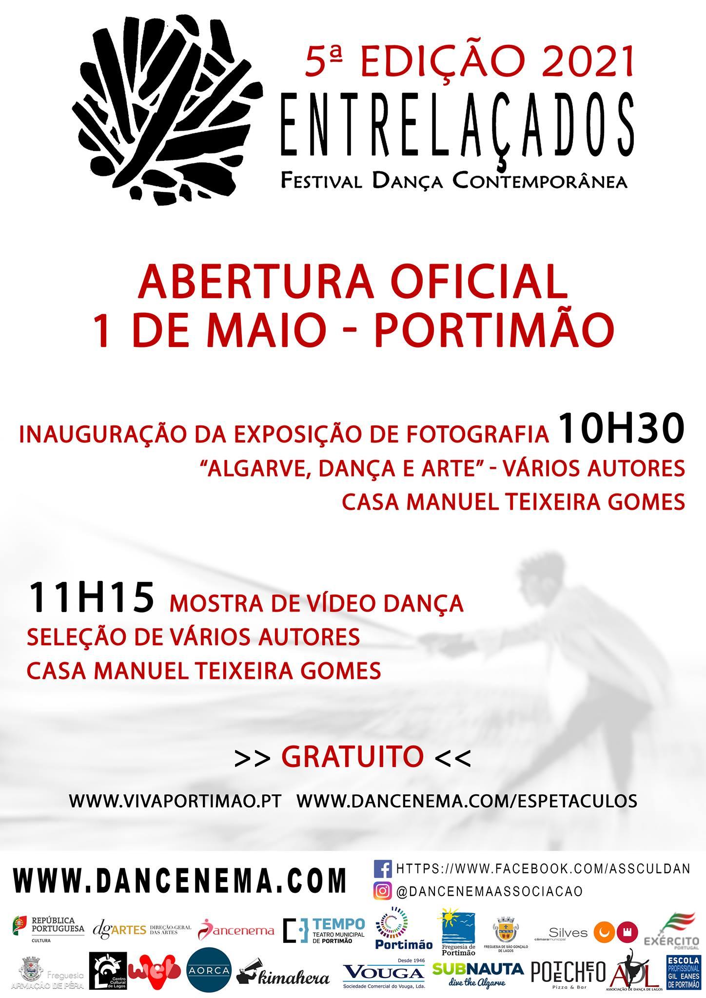 Abertura Oficial- 5a Edição do Festival Entrelaçados