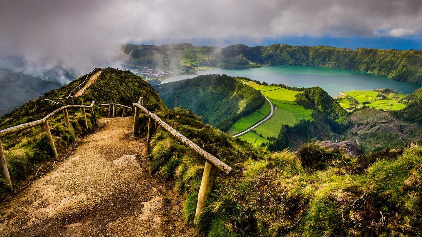 Caminhar e Conhecer S. Miguel (Açores)