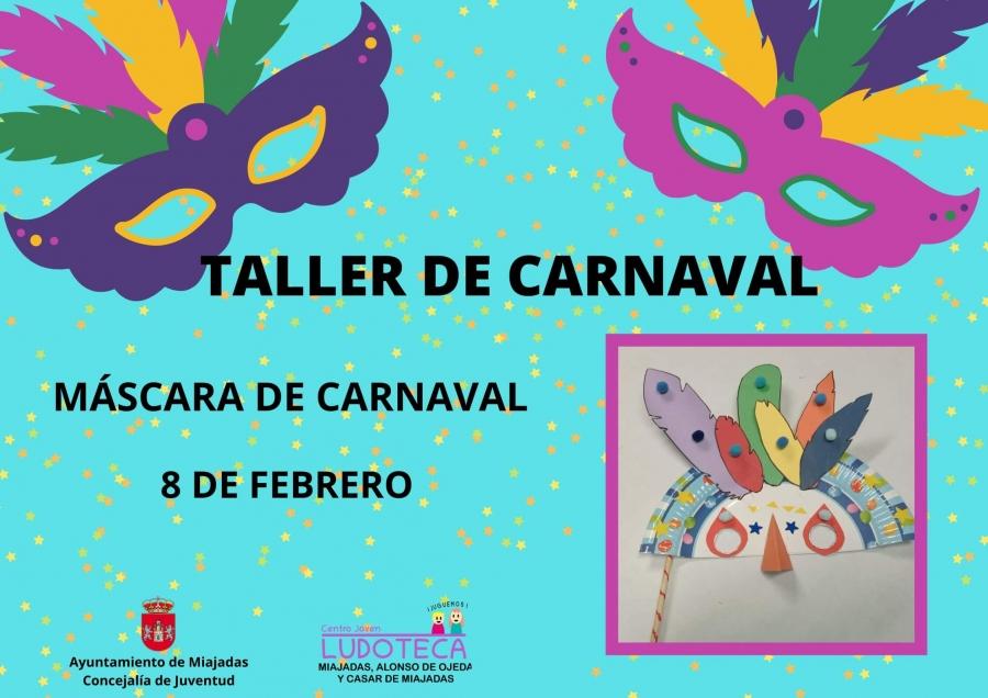 """Ludoteca en Casa """"Talleres de Carnaval"""""""