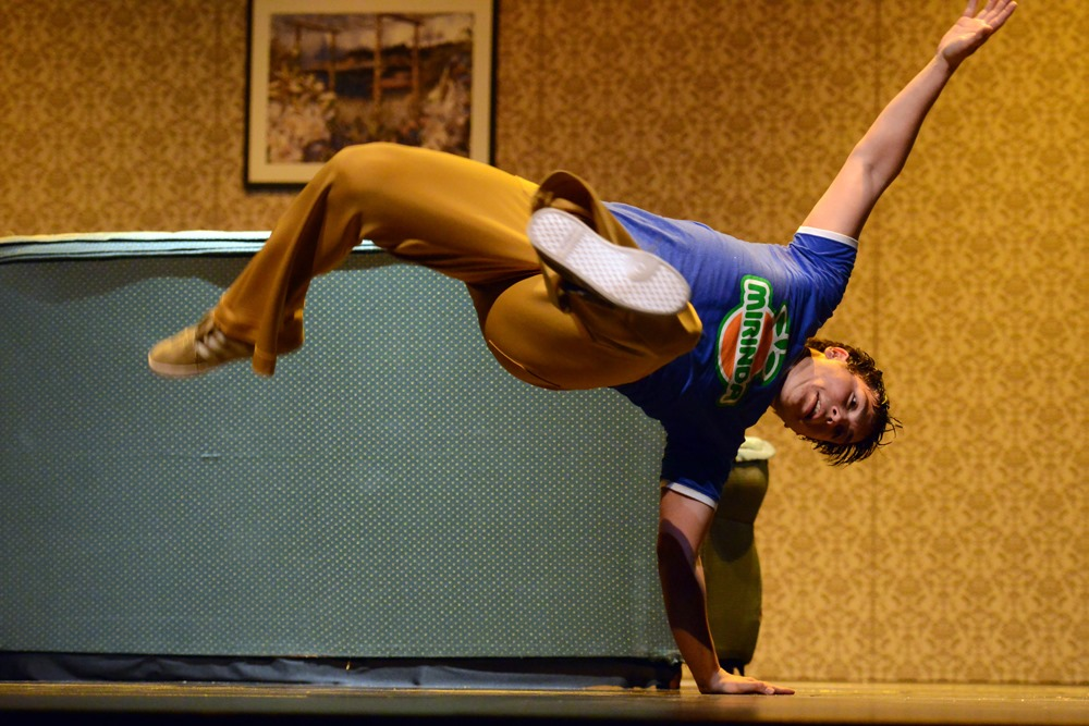 ANDA QUE NO NI NÁ! | Teatro, Circo y Danza