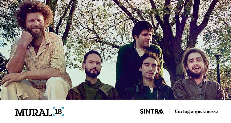 Mural 18 | OCO em concerto online a partir de Sintra