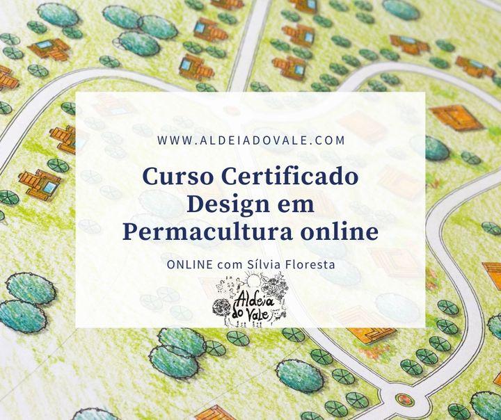 Curso Certificado Design em Permacultura | PDC