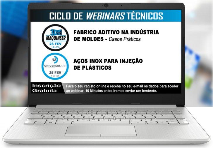 Webinar Técnico Maquinser 'Fabrico ...