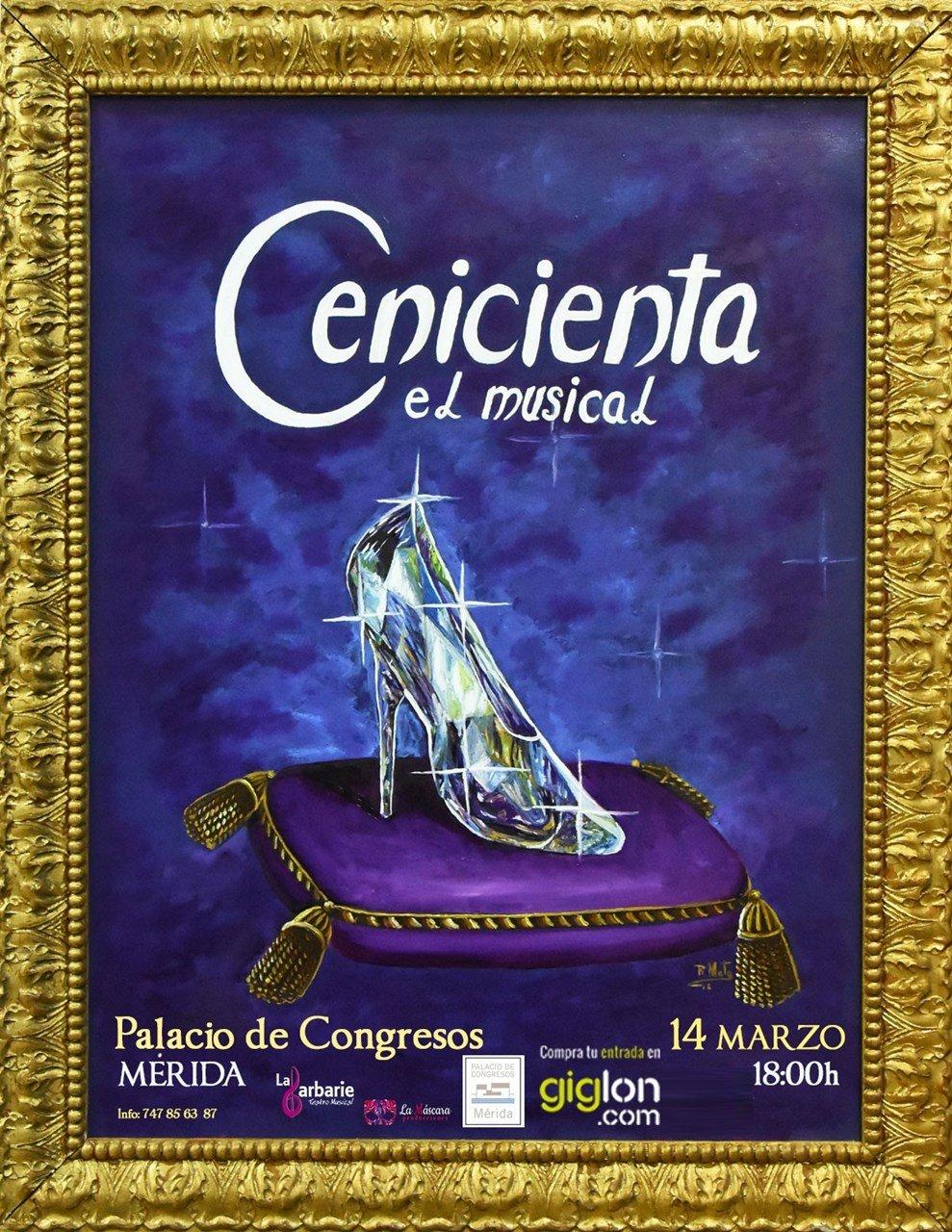Cenicienta, el musical (NUEVA FECHA)
