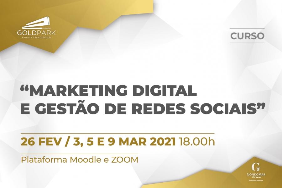 Curso: Marketing Digital e Gestão de Redes Sociais