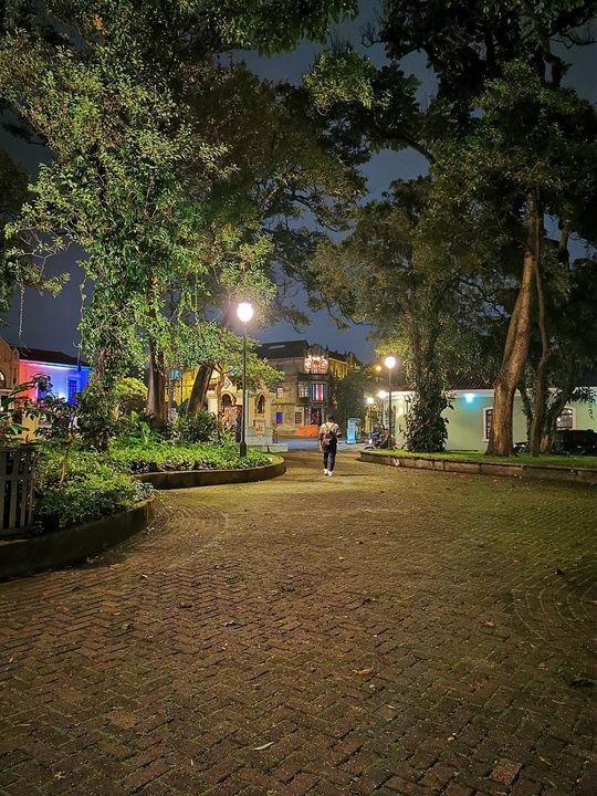 Safari Nocturno por Casas de Expresidentes, otros Personajes y Espacios