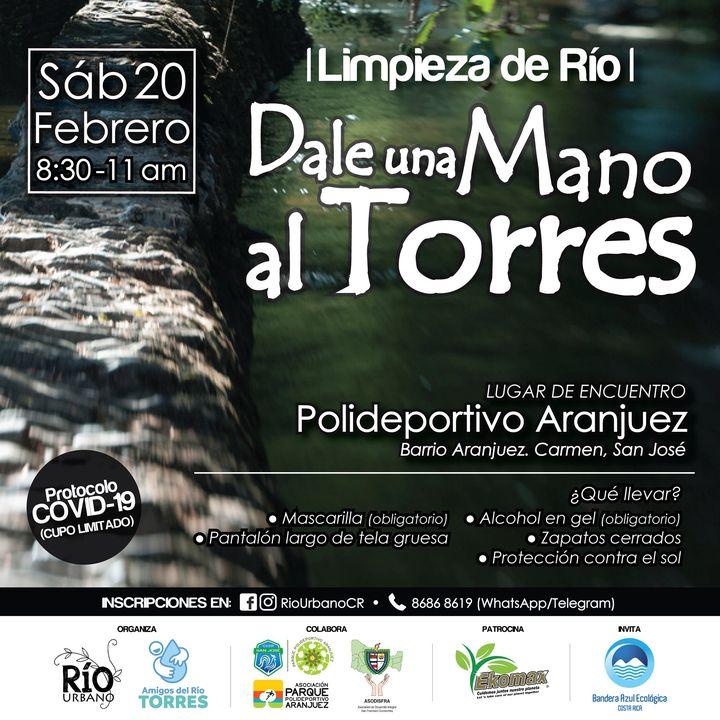 Limpieza de Río 'Dale una mano al Torres' / Febrero