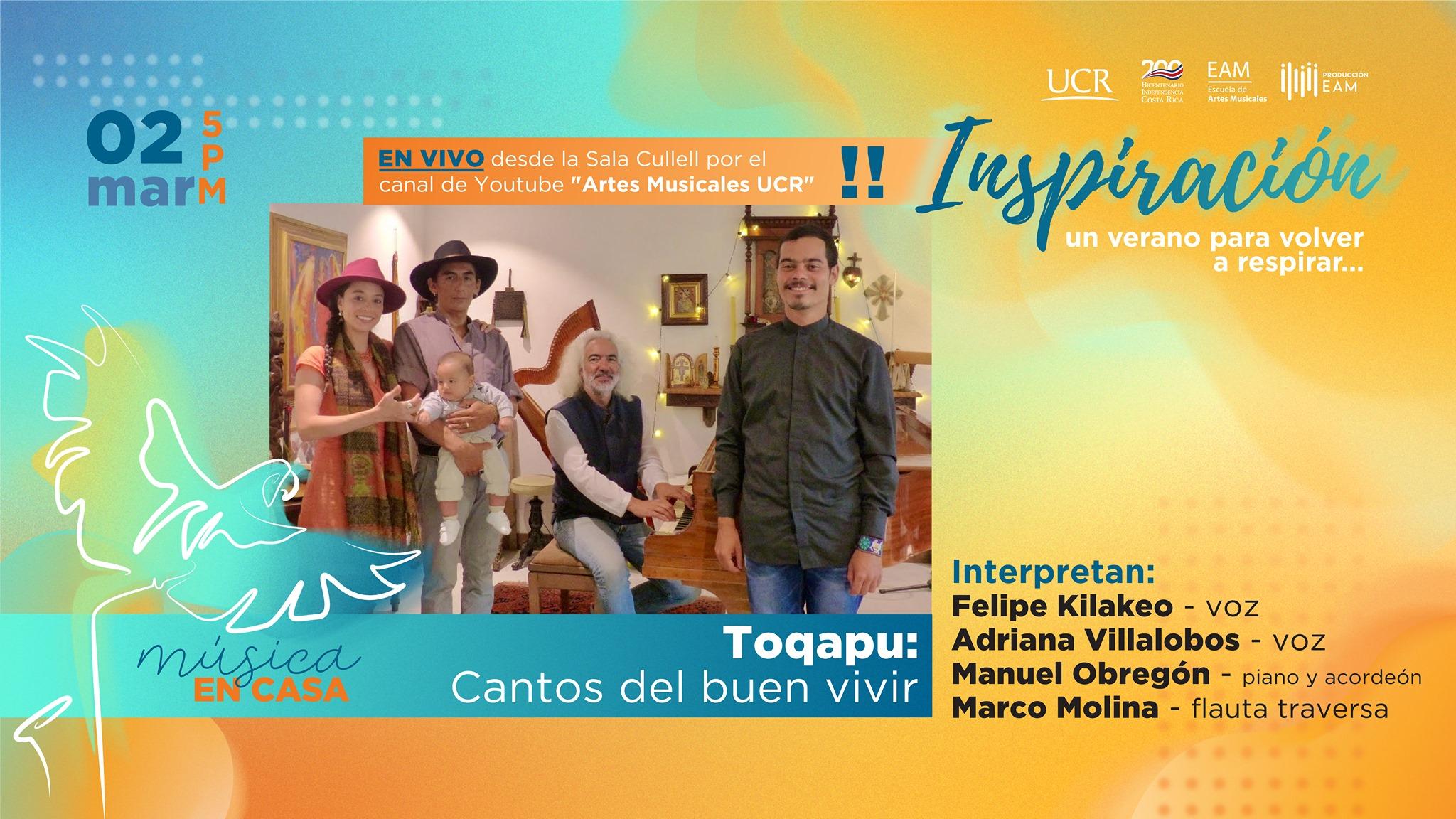 Toqapu: Cantos del Buen Vivir