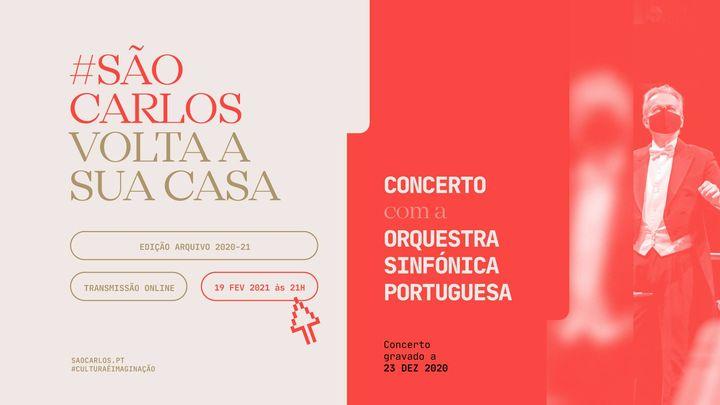 Concerto com a Orquestra Sinfónica Portuguesa