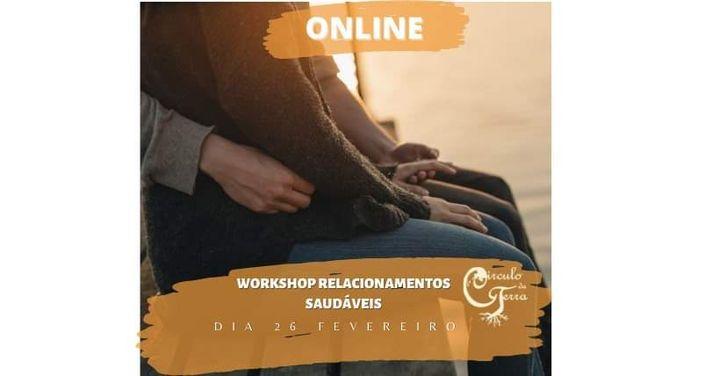 Workshop Relacionamentos Saudáveis