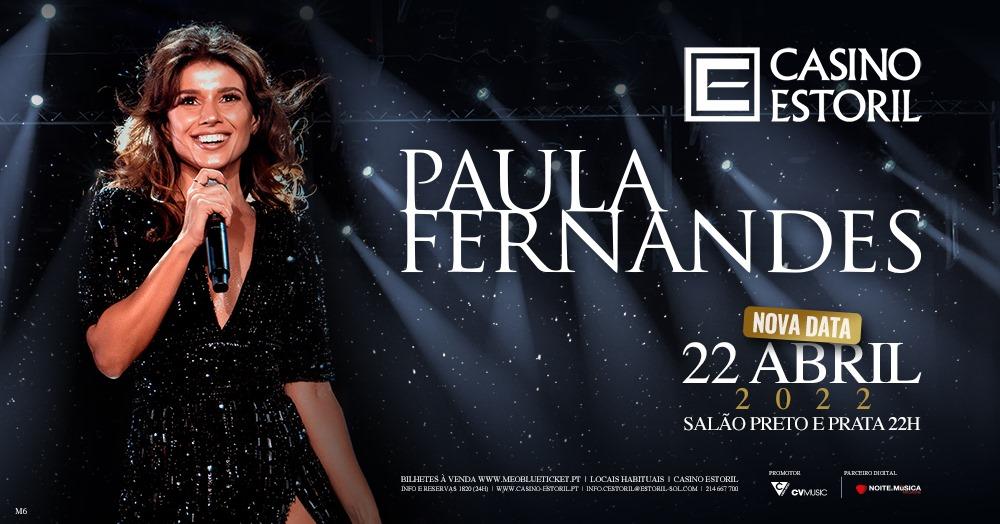 Paula Fernandes - Casino Estoril