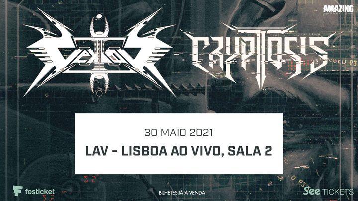 Vektor + Cryptosis em Lisboa