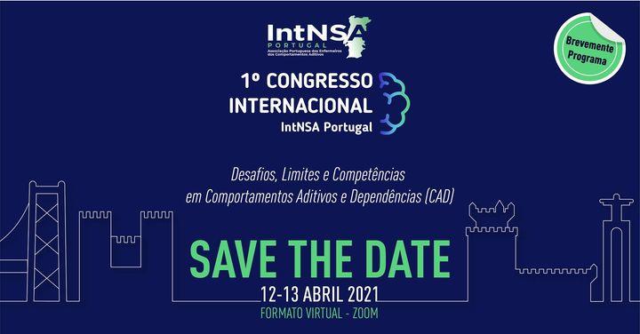 1º Congresso Internacional – IntNSA Portugal